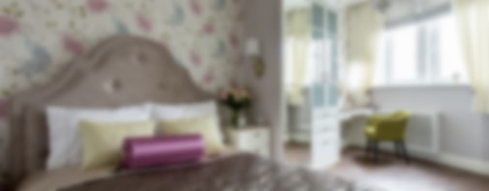 غرفة نوم تنفيذ N-HOME | Ната Хатисашвили