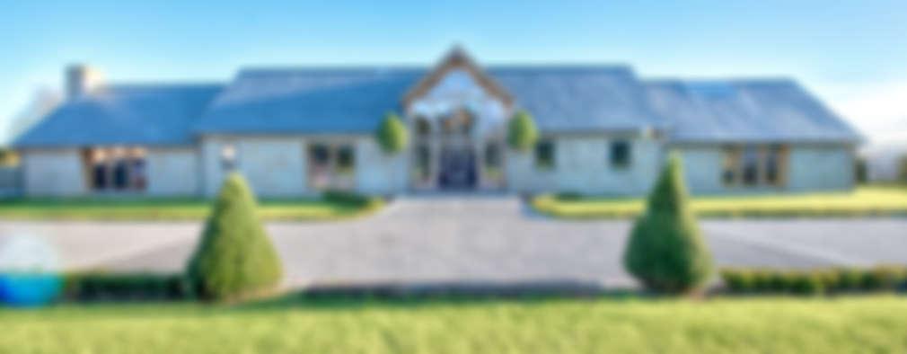 Casas de estilo moderno por Smarta
