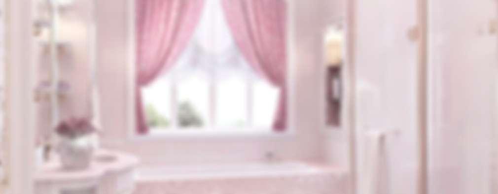 حمام تنفيذ Luxury Antonovich Design