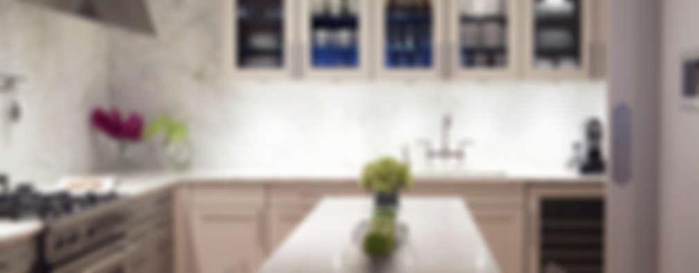 classic Kitchen by JKG Interiors