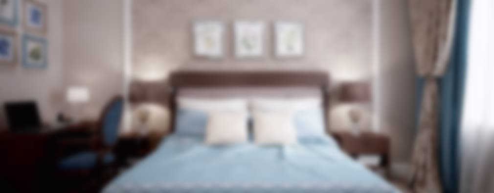 modern Bedroom by Design studio by Anastasia Kovalchuk