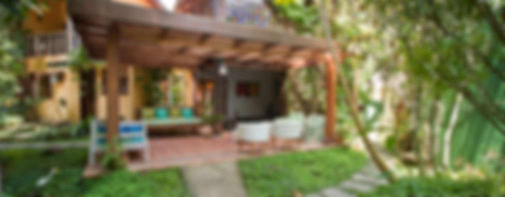 tropical Houses by SET Arquitetura e Construções