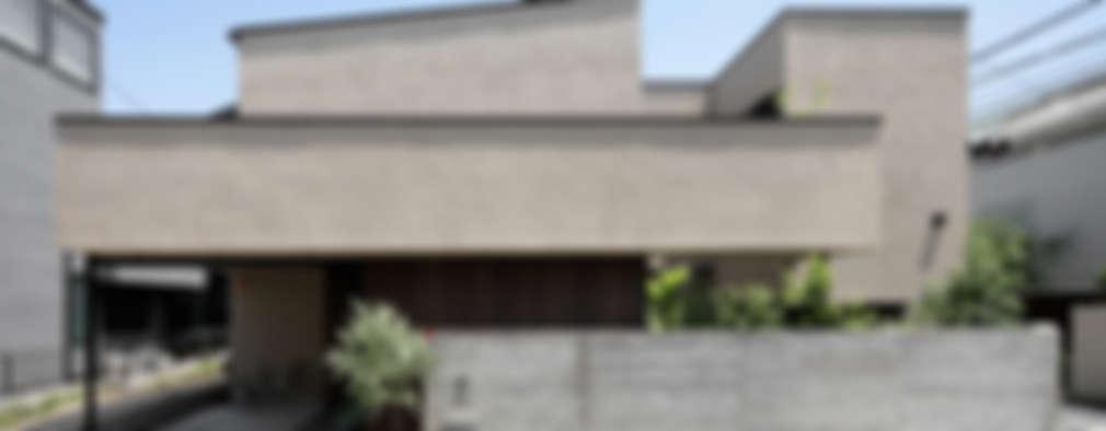 Casas de estilo moderno por atelier137 ARCHITECTURAL DESIGN OFFICE