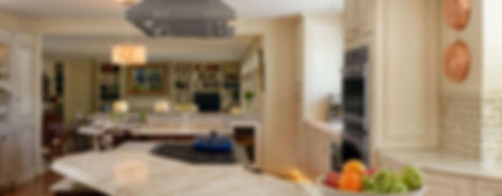مطبخ تنفيذ BOWA - Design Build Experts