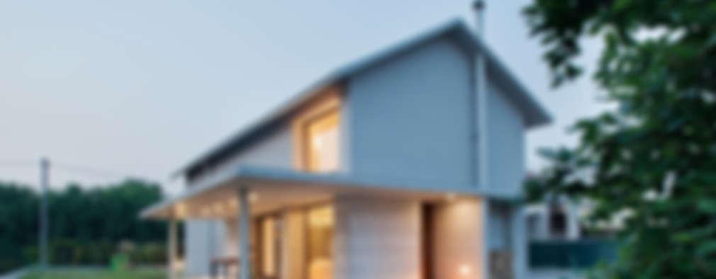 Una casa moderna ed elegante costruita da zero veneto for Ottenere una casa costruita