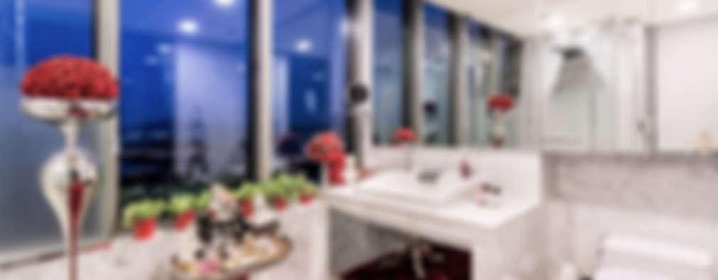 갤러리아포레: thedesigns의  화장실