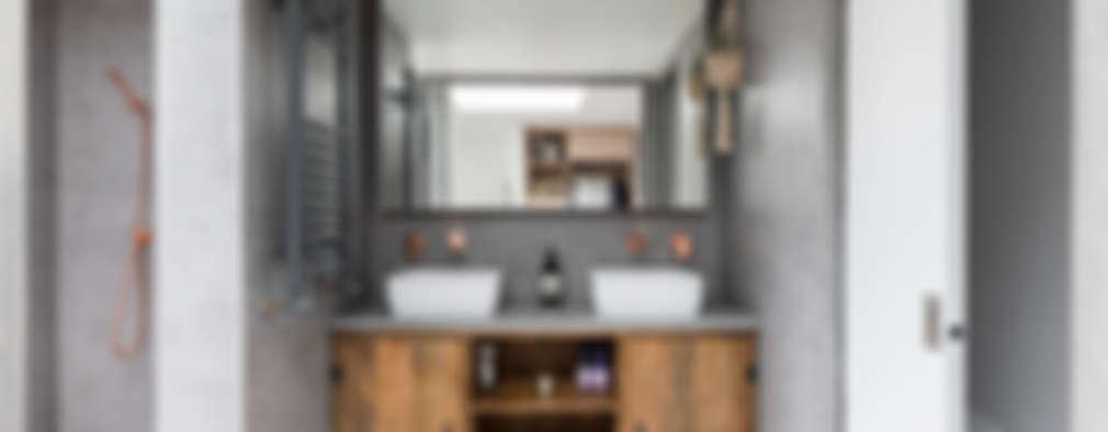 R+L Architect의  화장실