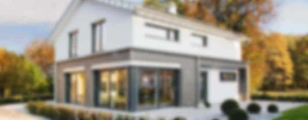 wundersch nes fertighaus zum kleinen preis. Black Bedroom Furniture Sets. Home Design Ideas