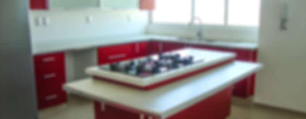 Minimalistische Küche Von Estilo Homes