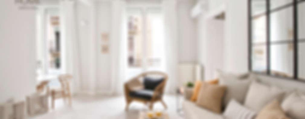 Ruang Keluarga by Nice home barcelona