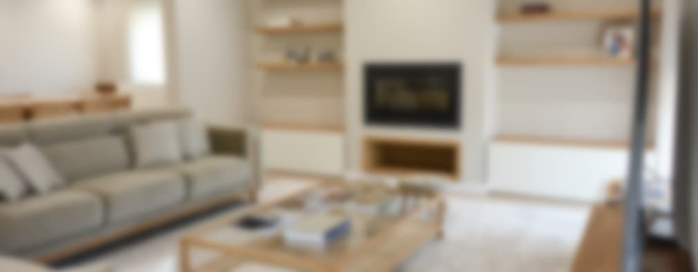Salas de estilo moderno por UNISSIMA Home Couture