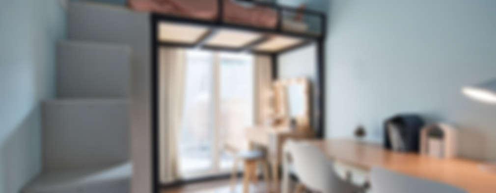 غرفة الميديا تنفيذ 단감 건축사사무소