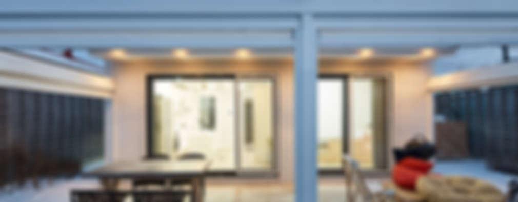 غرفة السفرة تنفيذ 단감 건축사사무소