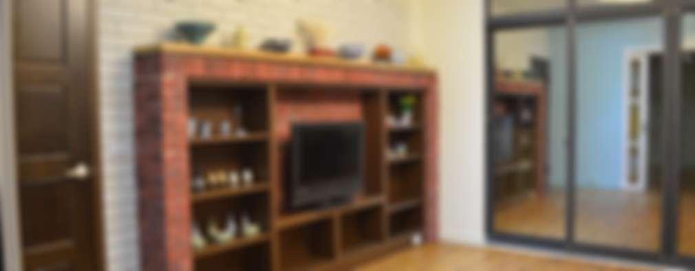 【舊屋翻新】36年透天屋宅改造設計案:  臥室 by Gavin室內裝修設計