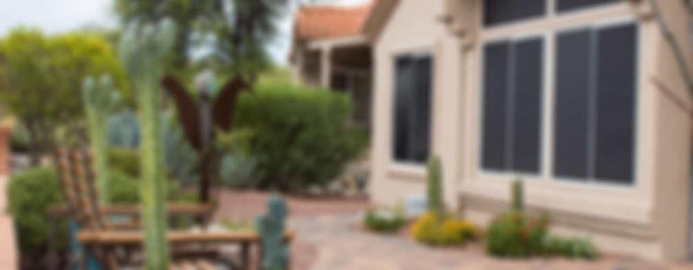 : Jardines de estilo moderno por D&V Landscaping Services LLC