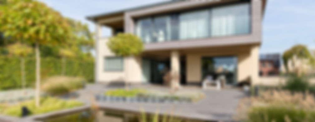 Maisons de style de style Moderne par CHORA architecten