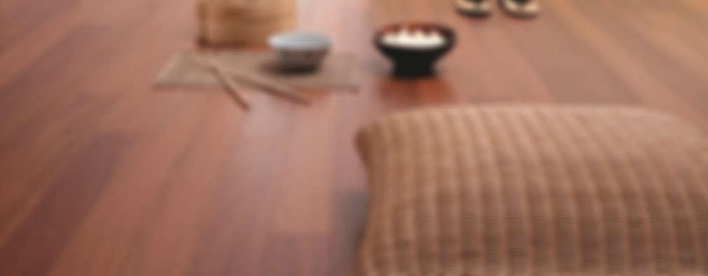 Pisos laminados / Pisos Cappa: Oficinas y tiendas de estilo  por Skyfloor