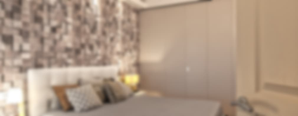 modern Bedroom by Studio Moltrasio - Zero4 Snc