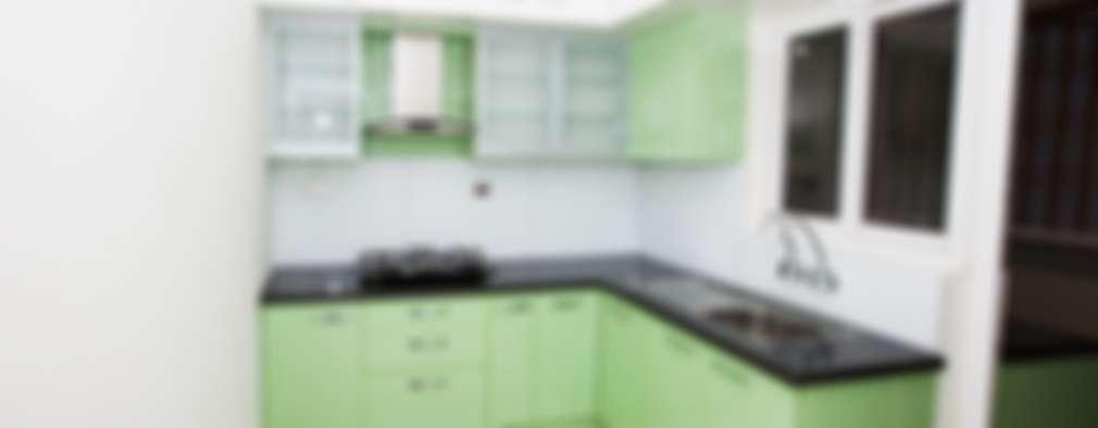 وحدات مطبخ تنفيذ U and I Designs