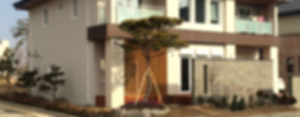 청라 패시브하우스 미아마스: OUA 오유에이의  패시브 하우스