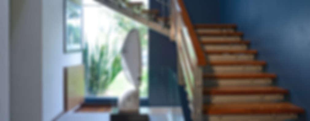 Escaleras. : Escaleras de estilo  por Stuen Arquitectos
