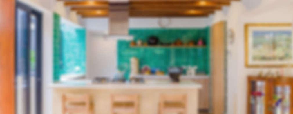 Cocinas equipadas de estilo  por ARCE S.A.S