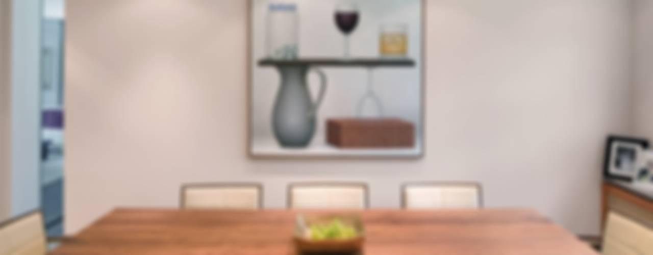 Villa Berlin Grunewald Moderne Esszimmer von BERLINRODEO interior concepts GmbH Modern