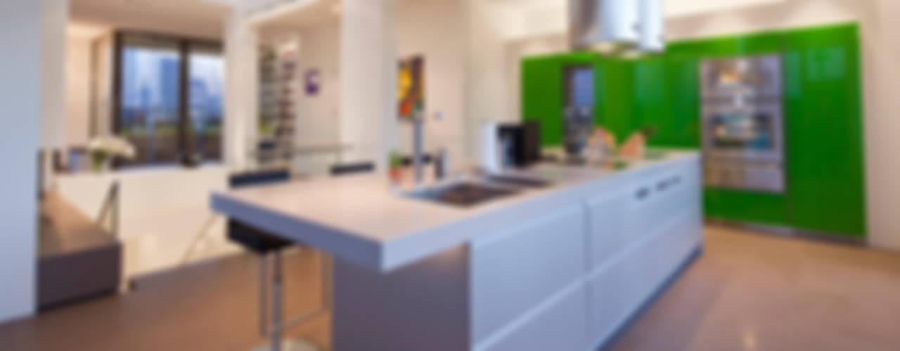 KERN-DESIGN GmbH Innenarchitektur + Einrichtung:  tarz Mutfak,