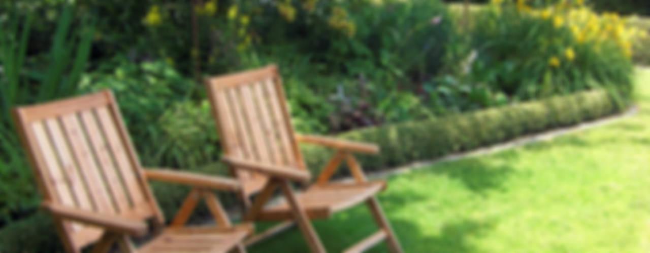 Der romantische Landhausgarten Garten im Landhausstil von Planungsbüro STEFAN LAPORT Landhaus
