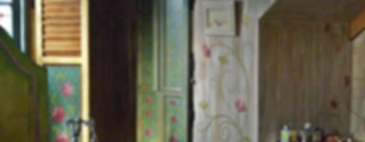 Baños de estilo ecléctico de Wandmalerei & Oberflächenveredelungen Ecléctico