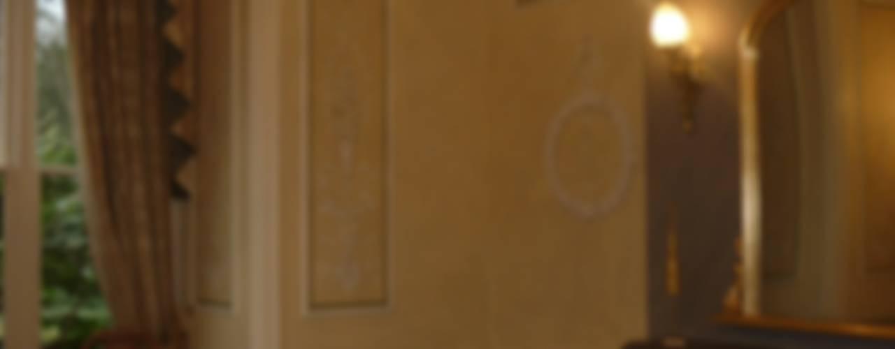 Privatklinik:  Arbeitszimmer von Wandmalerei & Oberflächenveredelungen