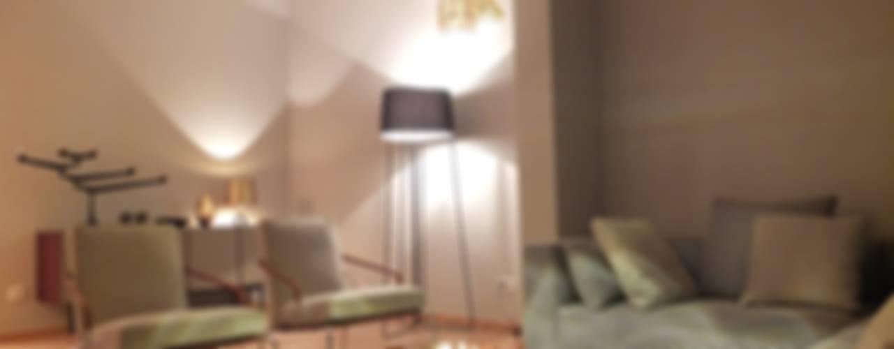 Home Styling Moderne Wohnzimmer von berlin homestaging Modern