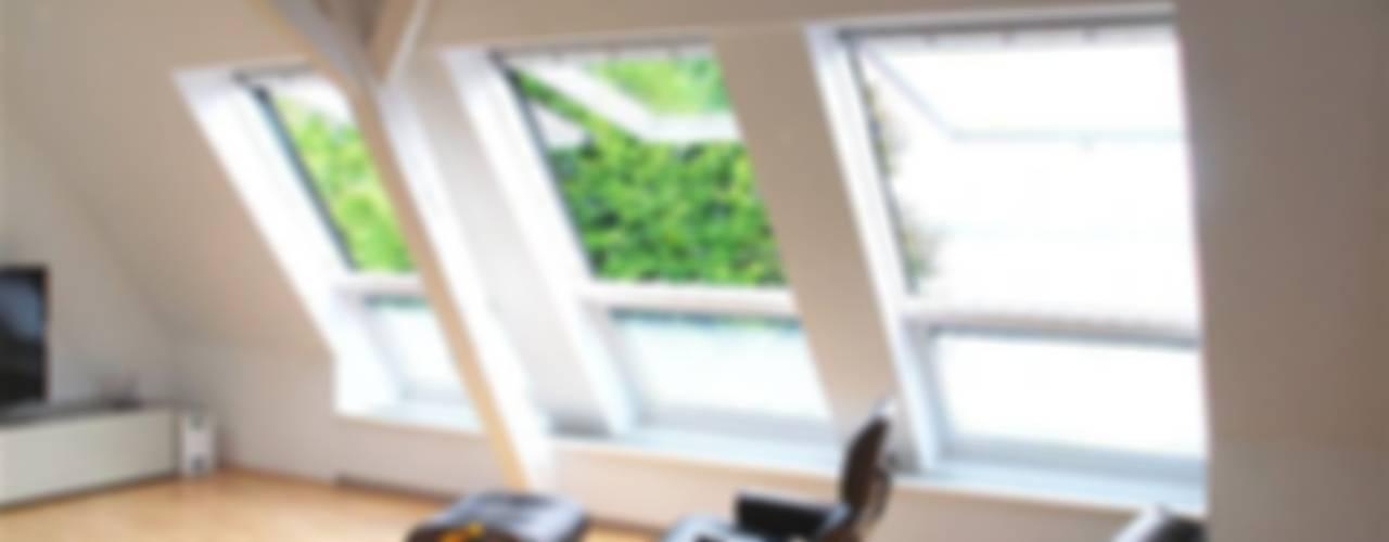 Privat Wohnung Konstanz 1 Moderne Wohnzimmer von Peter Rohde Innenarchitektur Modern
