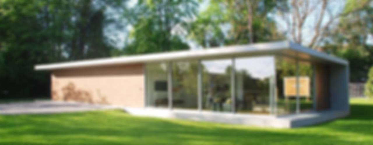 Neubau Gartenpavillon Überlingen Moderne Häuser von Peter Rohde Innenarchitektur Modern