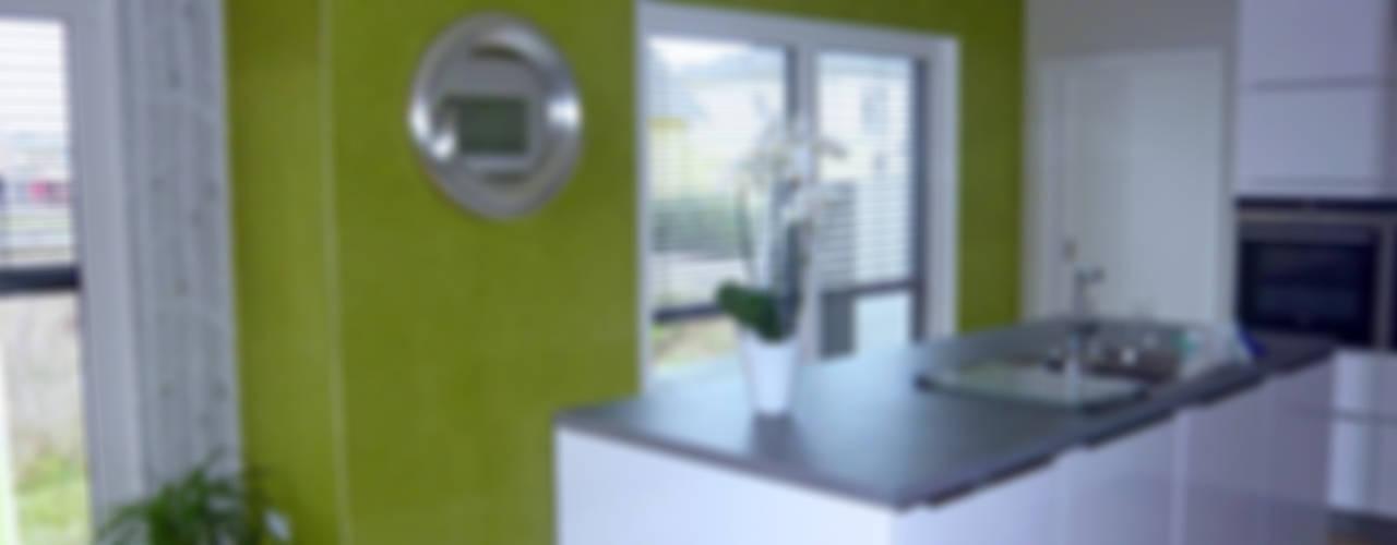 vanHenry interiors & colours의  주방