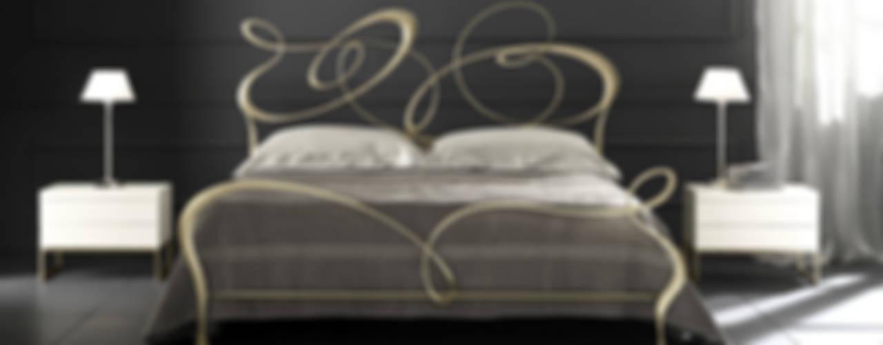 에클레틱 침실 by Egger´s Einrichten INETRIOR DESIGN 에클레틱 (Eclectic)