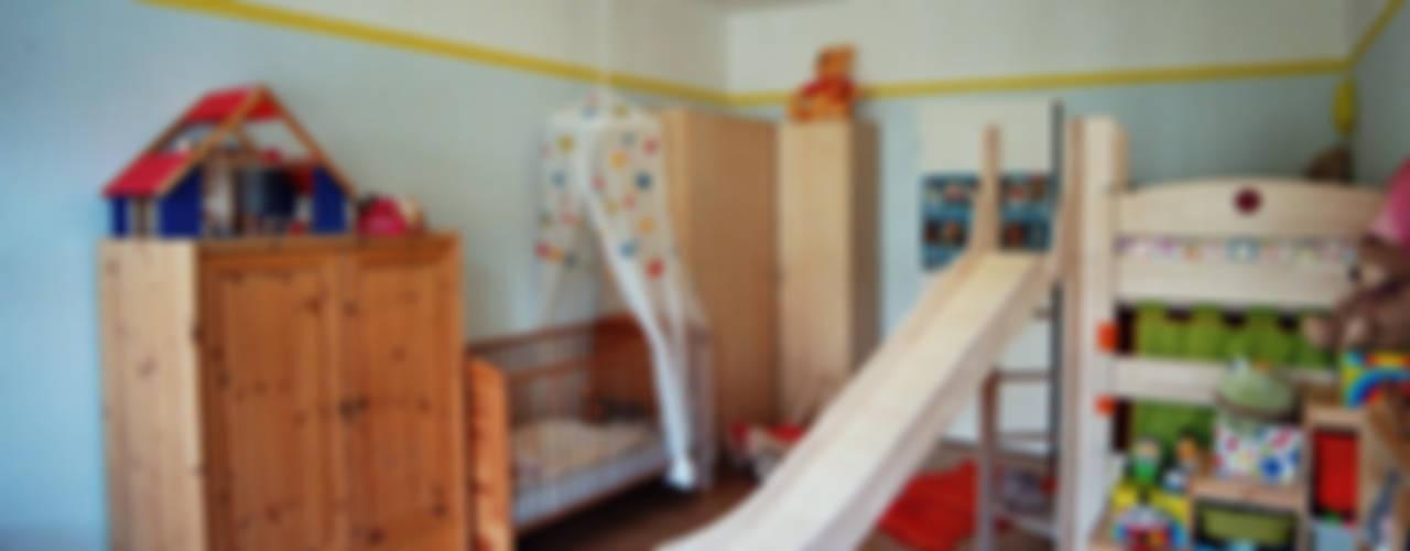 raumdeuter GbR Quartos de criança ecléticos