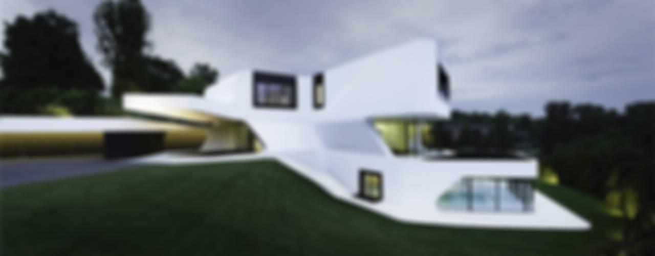 Casas por J.MAYER.H