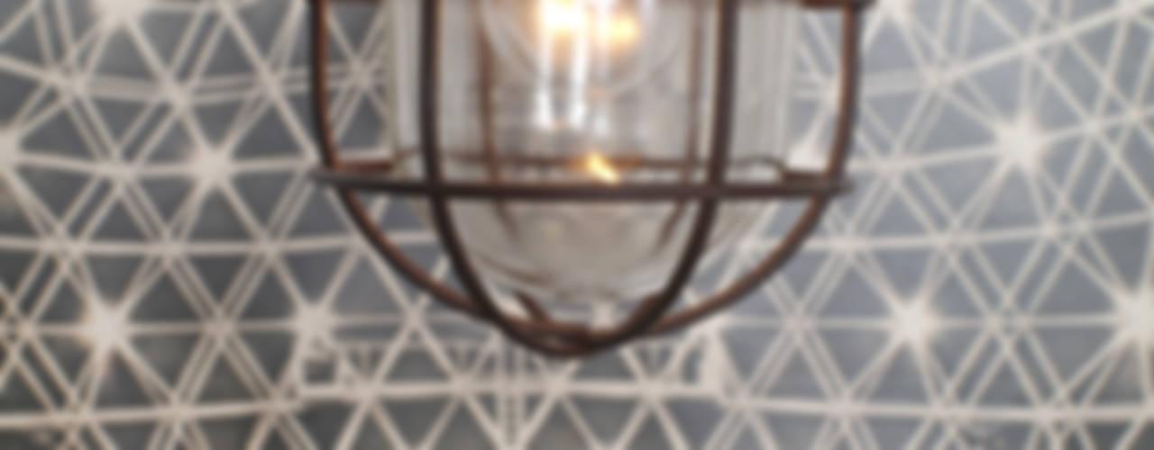 Kleine Bunkerlampe:   von Goldstein & Co.
