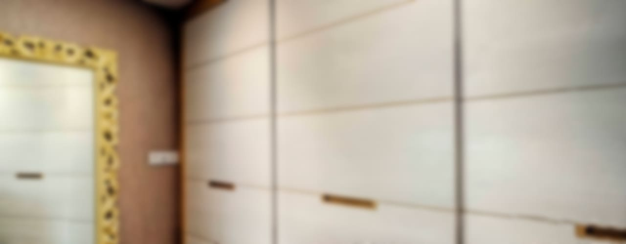 Modern dressing room by baustudio kastl Modern