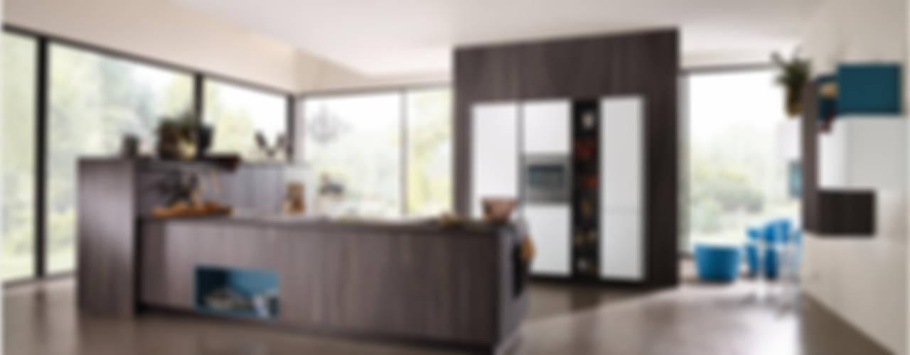 Küchenfronten - Holz Moderne Küchen von ALNO AG Modern