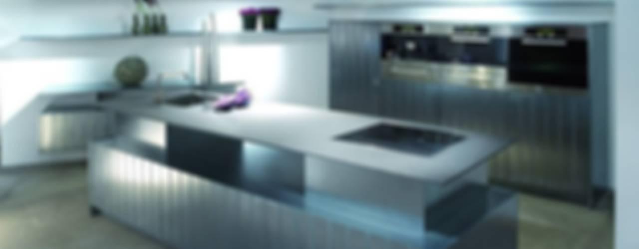 Cucina eclettica di Küchengaleria Oßwald GmbH Eclettico