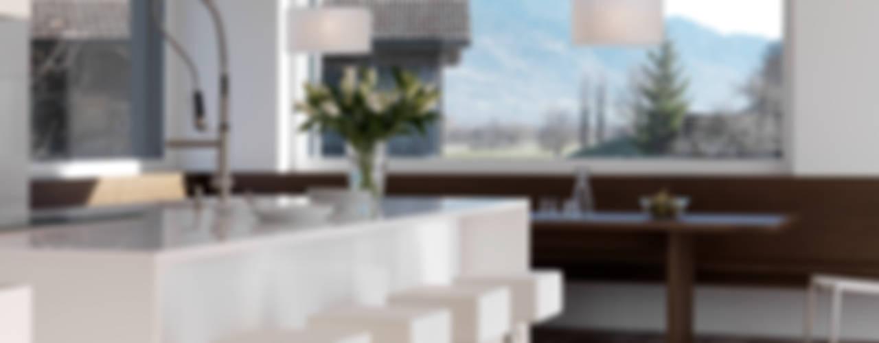 Vilters | Schweiz Moderne Küchen von LEICHT Küchen AG Modern