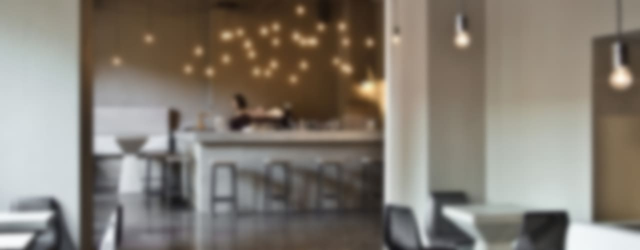 Industrial style gastronomy by studio karhard® Industrial
