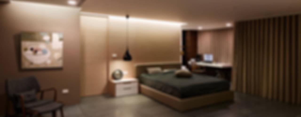 LEICHT Küchen AG의  침실, 한옥