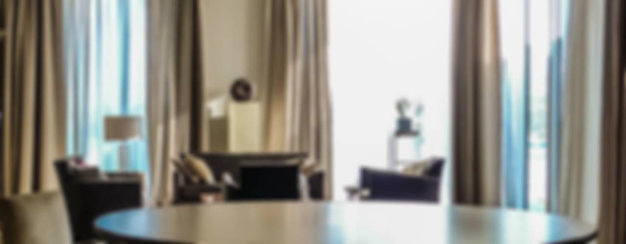Harvestehuder Weg - Penthouse Moderne Wohnzimmer von Andras Koos Architectural Interior Design Modern