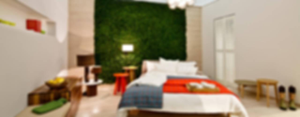 Wandgestaltung Green von Freund GmbH Ausgefallen