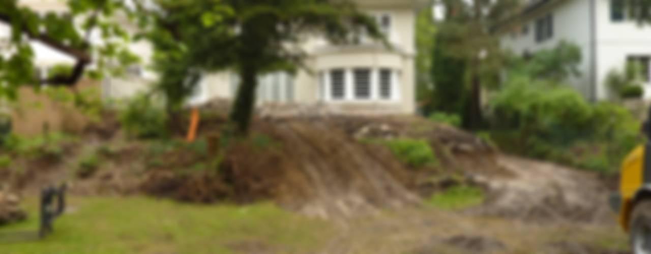 Beton Im Garten Und Wie Man Ihn Los Wird