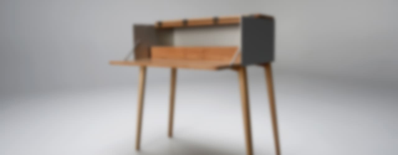 RD 04 Sekretär von Rohstoff Design Klassisch