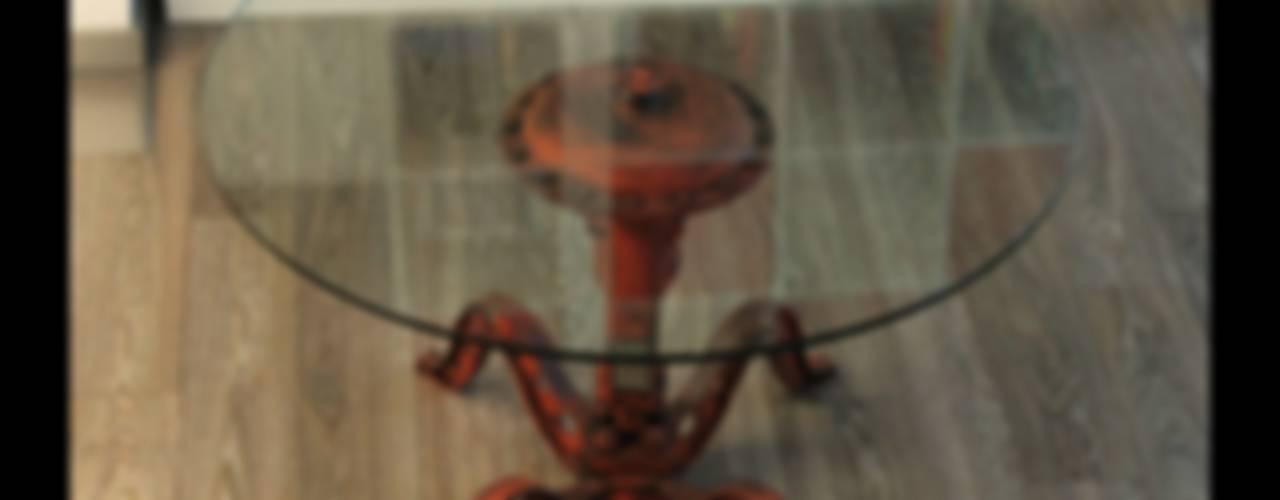 MESA VINTAGE INDUSTRIAL:  de estilo industrial de ARTYMETAL, Industrial